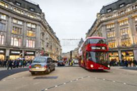 İngiltere London Oxford Street