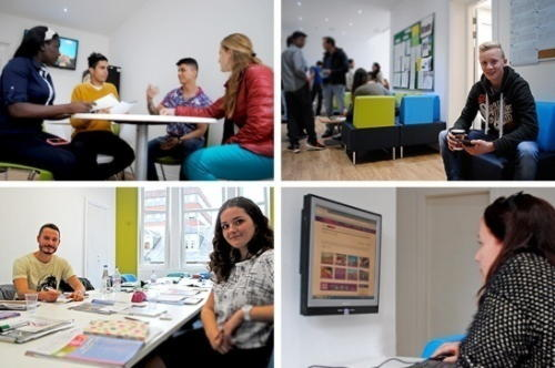 Glasgow School of English İngiltere Glasgow Merkez