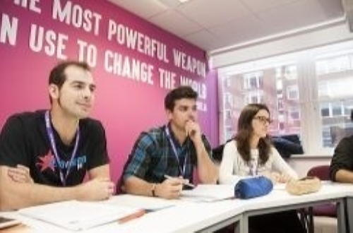 New College Group İngiltere Liverpool Merkez