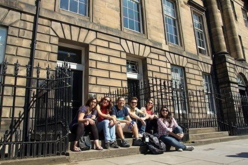 Kaplan International İngiltere Edinburgh Merkez