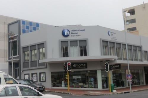 International House GüneyAfrika Cape Town Merkez