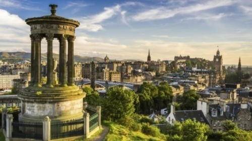 Glasgow School of English İngiltere Edinburgh Merkez
